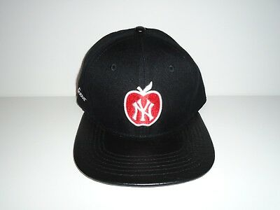 8104c3cff1f7c NEW YORK YANKEES Pro Standard Big Apple Leather Hat Strap Back NEW ...