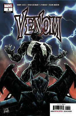 VENOM #1 1st print Donny Cates Marvel Comics NM 2018