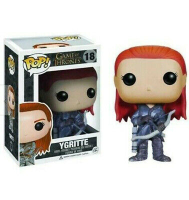 Funko Pop! Game of Thrones YGRITTE TV Series Vaulted Vinyl Figure