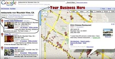 2500 Google Maps Seo Local Citations For Your Local Business  - High Q Backlinks