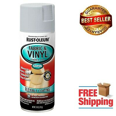 RUST-OLEUM AUTOMOTIVE FABRIC & Vinyl Spray Paint Quick Dry