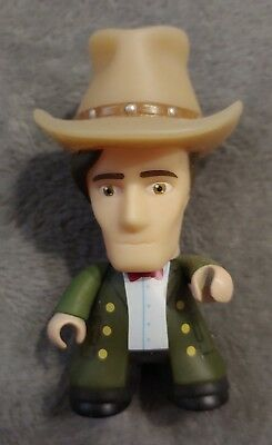 """Doctor Who Titans 11th /""""Good Man/"""" Vinyl Figures 11th Doctor Cowboy 2//20"""