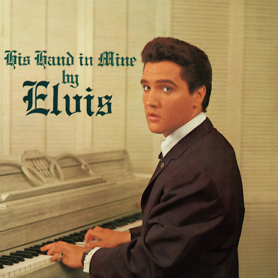 Elvis Presley-His Hand In Mine-Japan Cd Bonus Track C41