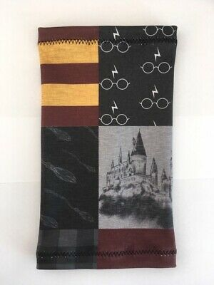 Lycra PICC Line or Freestyle Libre Cover - Harry Potter