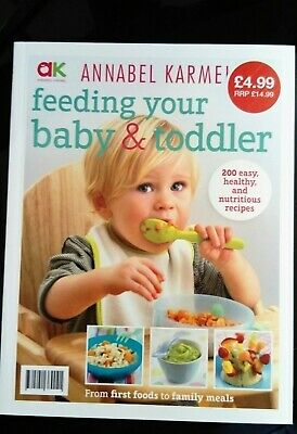 Feeding Your Baby & Toddler  *BRAND NEW*