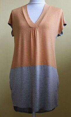 564f77a8cc8b1 DOLAN LEFT COAST Collection Tunic Dress Purple Gray Anthropologie M ...