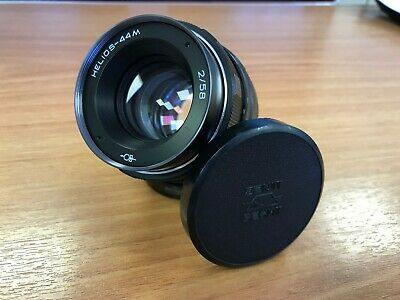 HELIOS-44M lens F2 58mm for M42 ZENIT №8144491 made in USSR