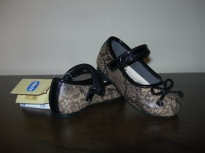 Chicco Physiological Girl's Kids' Shoes Mary Janes Ballet Pumps Eu 22 / Uk 5.5