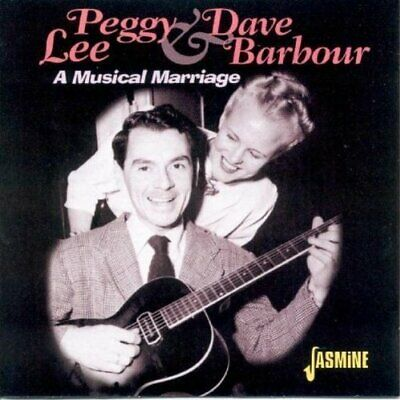 Peggy Lee - A Musical Marriage [CD]
