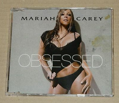 Mariah Carey Obsessed Japan Promo 2 Trks CD Single RARE