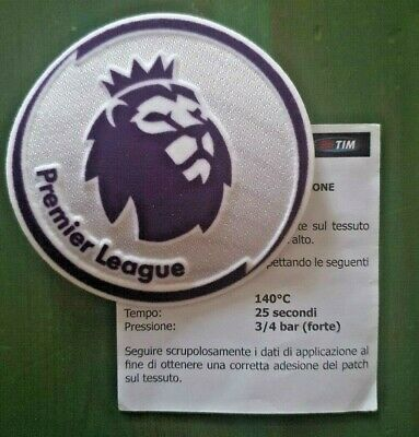 patch toppa PREMIER LEAGUE inglese blu chelsea manchester 2019 2017 2018 ARSENAL