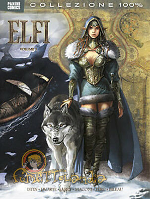 Elfi N.1 Second Series (Elves 3) Panini Comics