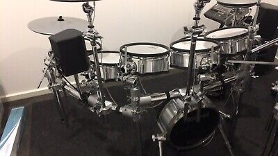 Electric Drum Kit Roland V-Drums Td 20 Kx With Pm 30 Amp