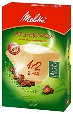 Melitta Natural Brown 1x2G Filter Paper