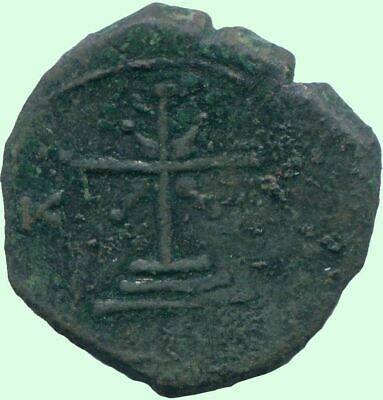AUTHENTIC BYZANTINE EMPIRE  Æ Coin 3.3 g/19.48  mm ANC13586.16