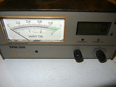 GenTec laser Power Meter TPM-300CE With RS232 Interface Option
