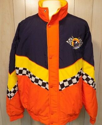 635783cbf3b55e Vintage Swingster Tide Racing Team Jacket Size XL 10TH Anniversary  1987-1997 USA