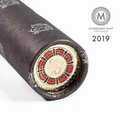2019 Australian Two Dollar $2 Hundred Years of Repatriation Cotton & Co Roll