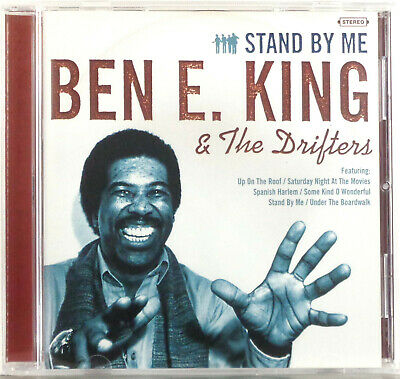 Ben E.King & The Drifters - Stand By Me 2003 Newsound CD Album Ex/M
