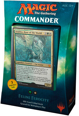 Commander 2011 Deck Counterpunch FACTORY SEALED NEW MAGIC MTG ABUGames ENGLISH