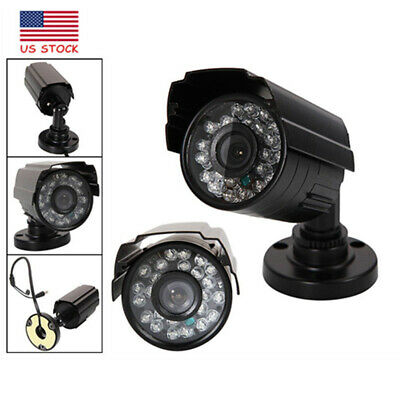 720P AHD 24LED Waterproof Outdoor CCTV IR-CUT Camera for Security Video System