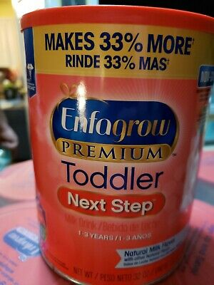 Enfagrow PREM Toddler Next Step, 6-pak, 32 oz cans