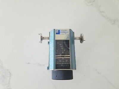 551B/383 Alpha Ind WR22 waveguide Direct Reading Frequency Meter 33-50 GHz