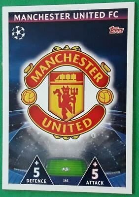 Topps Match Attax Champions League 2018-2019 Card No. 163