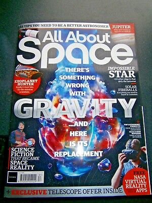 All About Space Magazine Issue 83 (new) 2018