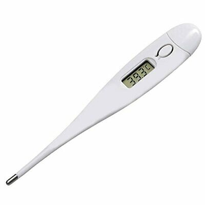 Digital Thermometer 4 Digit Display For Oral, Auxiliary & Rectal Use