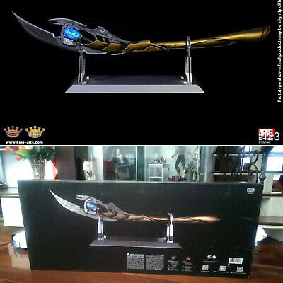 King Arts MPS003 Avengers Age of Ultron 1/1 Scale Loki's Chitauri Scepter