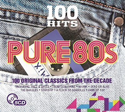 Various Artists-100 Hits ? Pure 80S (UK IMPORT) CD NEW