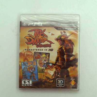 Jak And Daxter Collection Sony Playstation 3 Brand New 2399