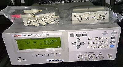 HIGH-ACCURACY BENCHTOP LCR Meter 10KHz Inductance