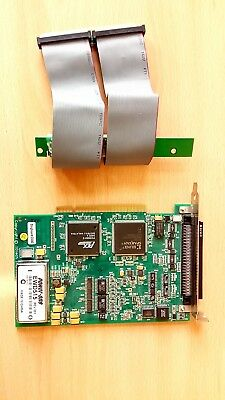 DaqBoard/2000 Series - PCI Data Acquisition Card with power-one EWD515