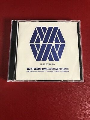 Dire Straits Westeood One Radio Network 2cd Radio Show March 9 1992 Ultra rare