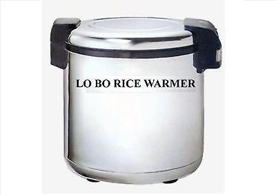 Lobo Taiwan Commercial 20.8 Litres Electric Rice Warmer A***