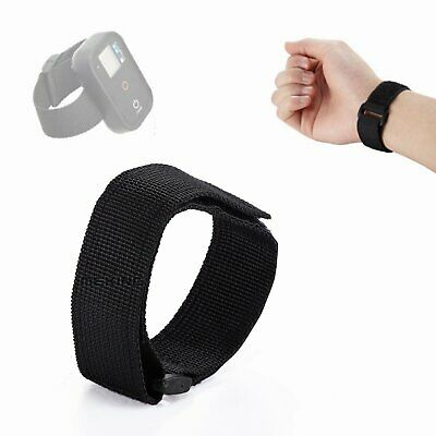Hand Wrist Strap Band Adjustable Black for GoPro HERO 6 5 WiFi Remote Control
