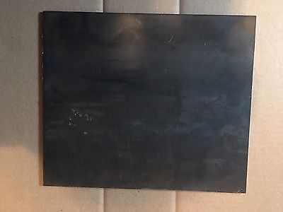 3/16 X 10 3/16 X 12 Inch Rectangle Plate A36 Grade Steel