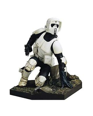 Star Wars SCOUT TROOPER Kotobukiya Statue - SOLD OUT - RARE