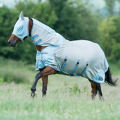 Gallop All In One Fly Horse Rug, Full Neck Combo, Belly Flap & Free Fly Mask