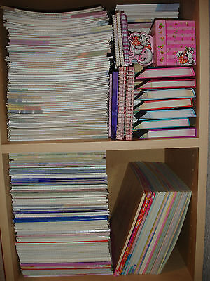 LOT DIDDL - 400 feuilles Diddl neuves (A4, A5, A6, reliefs, mémos, post-its,...)