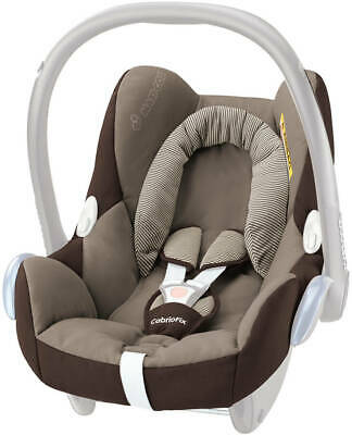 Maxi Cosi Cabrio Seat Cover in Brown Earth