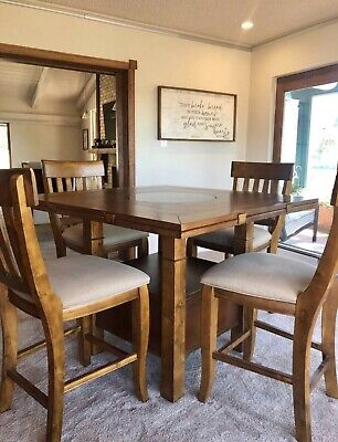 HAVERTYS DINING ROOM Table & 8 Chairs - $2,200.00   PicClick