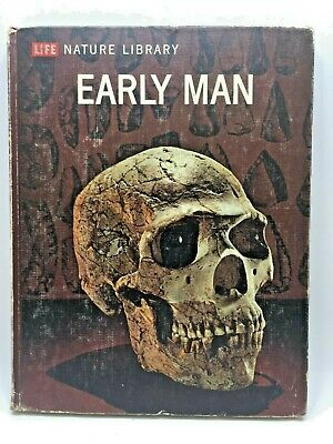 Vintage Time Life Books Nature Library EARLY MAN Hardcover BOOK