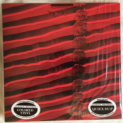 Classic Records PETER GABRIEL Scratch My Back RED VINYL SEALED 200 GR LP