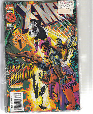 X-Men Vol. 2   (117 Numeros +3 Especiales ) 120 NºS .completa ¡muy Buen Estado.¡