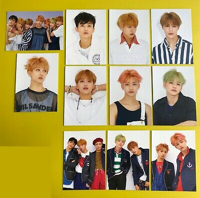 NCT Dream We Go Up SMTOWN Giftshop Official Postcard