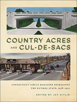Gitlin Jay (Edt)-Country Acres And Cul-De-Sacs (UK IMPORT) BOOK NEW
