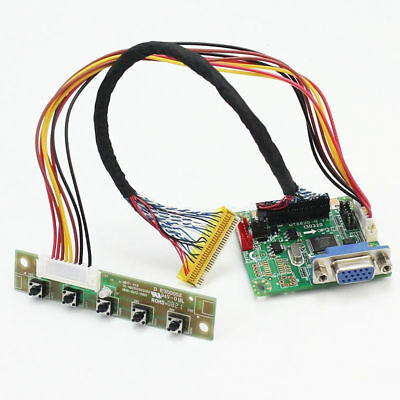 Universal 5V MT6820-B LVDS LCD Monitor Driver Controller System Board CF ATF